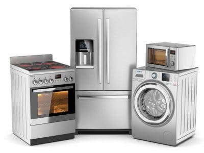 Fridge, Washing Machine, Dryer, Dishwasher Repair in Dubai