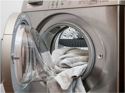 Public laundries may lead to spread COVID-19