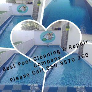 Swimming Pool Repair and services dubai